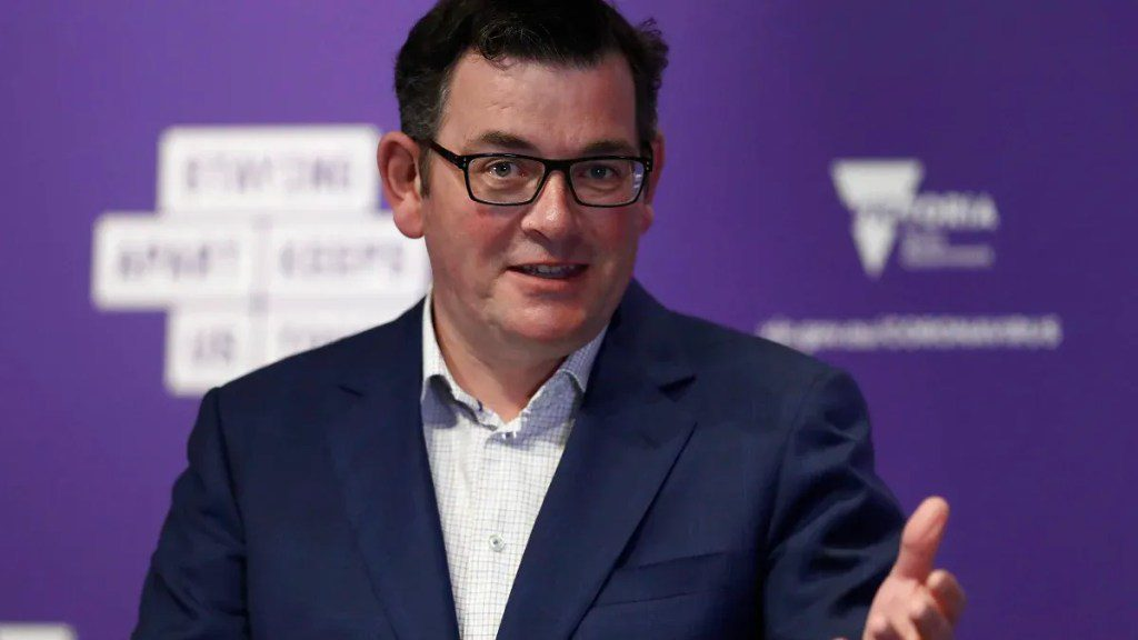 Victoria Premier Dan Andrews is Already Talking About Booster Passports