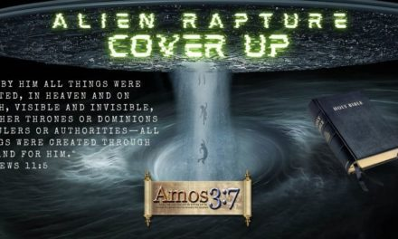 UFO Alien Appearance Maybe by the Occult Elite to Cover up Christian Rapture