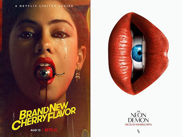 """cherryflavorneondemon The Meaning of Netflix's """"Brand New Cherry Flavor"""": A Celebration of Occult Hollywood"""