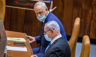 Netanyahu during meeting with Gantz: You can be appointed PM immediately