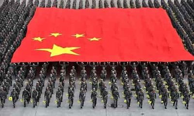 War Drums – The US May Not Be Able To Avoid Conflict With China