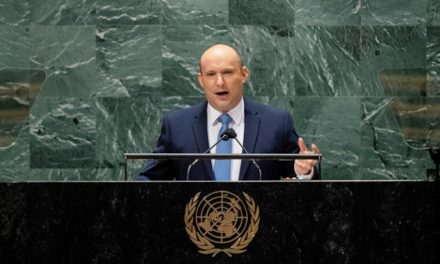 Bennett on Iran: We mean what we say