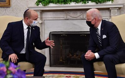 Bennett suggested Biden reopen consulate in Ramallah or Abu Dis, US said no