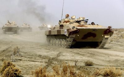 Iran holds military drill near Azerbaijan border due to 'Zionist presence' there