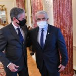 Lapid to Blinken: 'Conflict over the consulate could break up the new government'