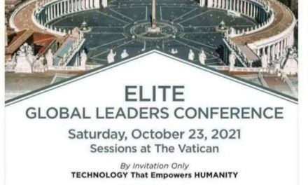 Take a look at this Elite Global Leaders Conference at Vatican on Transhuman Code