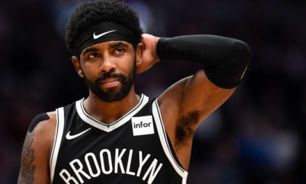 Brooklyn Nets Ban Kyrie Irving from Team Over His COVID Vaccine Refusal