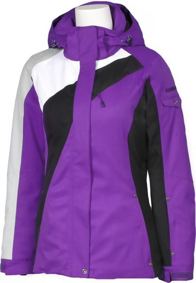 Karbon Particle womens Ski Jackets K5633