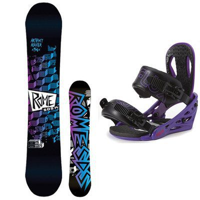 The Ski Barn Snowboard packages